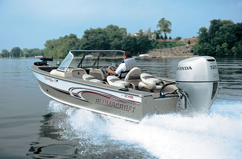 2019 Honda Marine BF135 L Type in Ponderay, Idaho