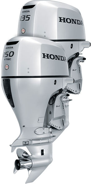 2019 Honda Marine BF135 L Type in Oceanside, New York