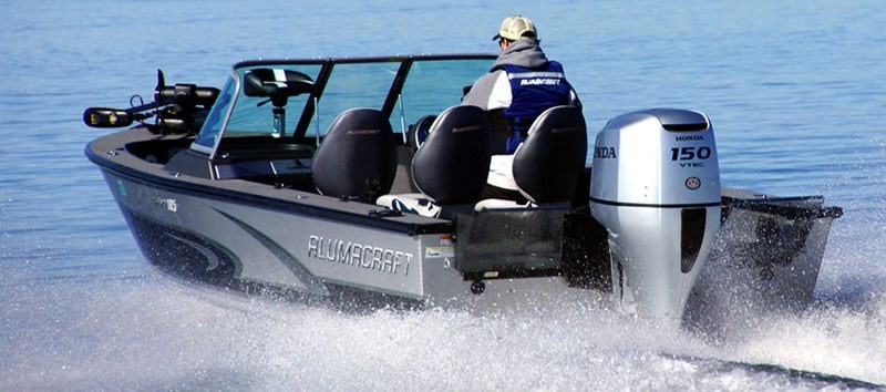 2019 Honda Marine BF150 L Type in Lakeport, California