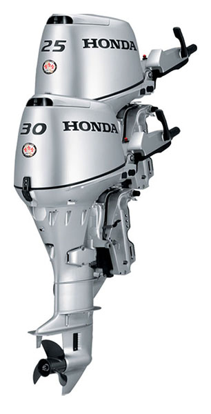 2019 Honda Marine BF30 L Type in Ponderay, Idaho