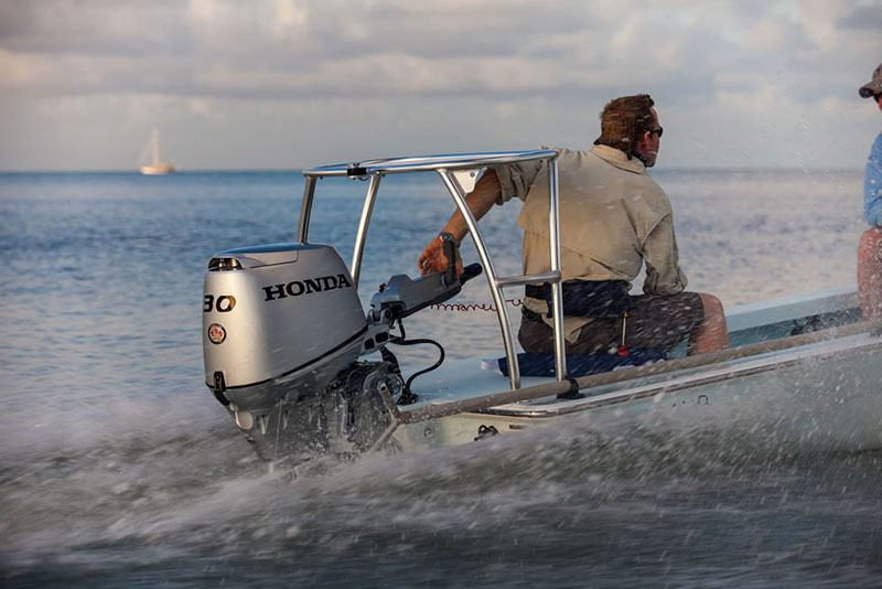 2019 Honda Marine BF30 S Type in Escanaba, Michigan
