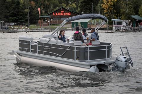 2019 Honda Marine BF40 L Type in Superior, Wisconsin