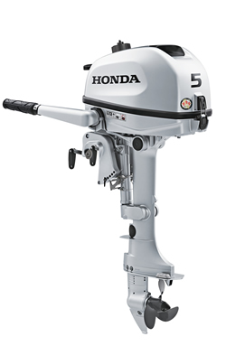 2019 Honda Marine BF5 L Type in Sparks, Nevada