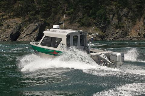 2019 Honda Marine BF9.9 L Type in Erie, Pennsylvania