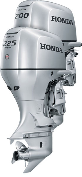 Honda Marine BF225 iST L Type in Oceanside, New York