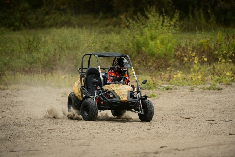 2016 Hammerhead Off-Road GTS 150 in Dearborn Heights, Michigan
