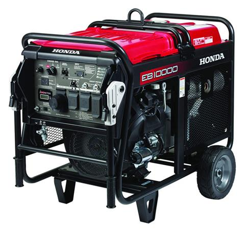 Honda Power Equipment EB10000 with CO-MINDER in Concord, New Hampshire
