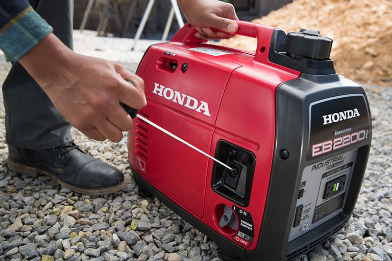Honda Power Equipment EB2200i in Visalia, California - Photo 5