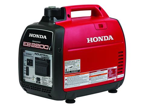 Honda Power Equipment EB2200i with CO-MINDER in Grass Valley, California - Photo 2