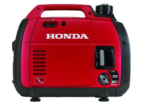 Honda Power Equipment EB2200i with CO-MINDER in Grass Valley, California - Photo 3