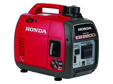 Honda Power Equipment EB2200i with CO-MINDER in Concord, New Hampshire