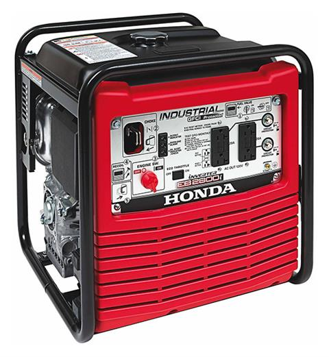 Honda Power Equipment EB2800i in Grass Valley, California