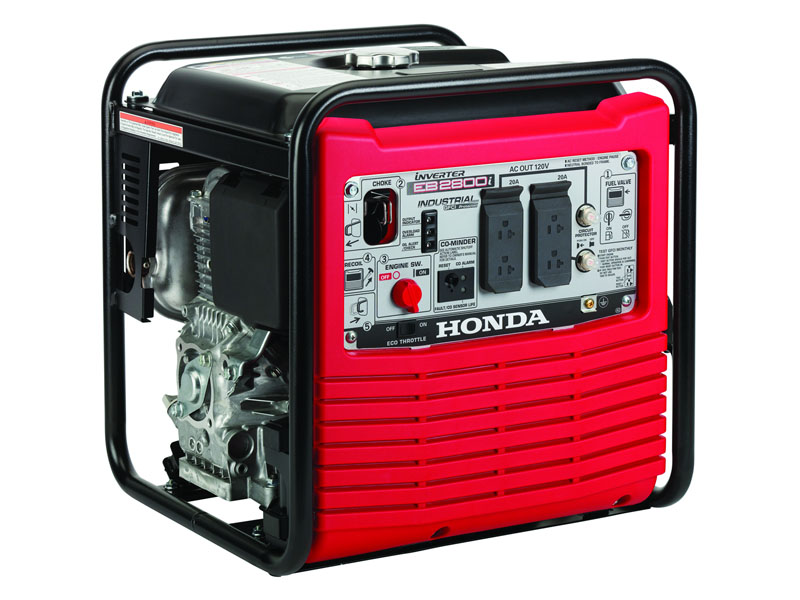 Honda Power Equipment EB2800i with CO-MINDER in Tampa, Florida - Photo 1