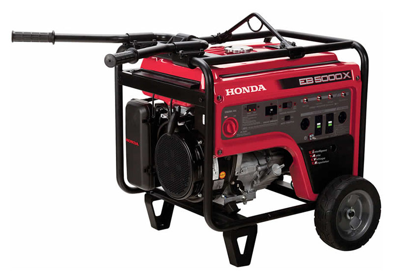 Honda Power Equipment EB5000 in Lapeer, Michigan
