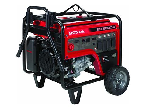 Honda Power Equipment EB5000 with CO-MINDER in Ukiah, California