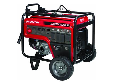 Honda Power Equipment EB5000 with CO-MINDER in Redding, California - Photo 3
