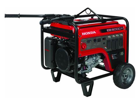 Honda Power Equipment EB5000 with CO-MINDER in Madera, California - Photo 3