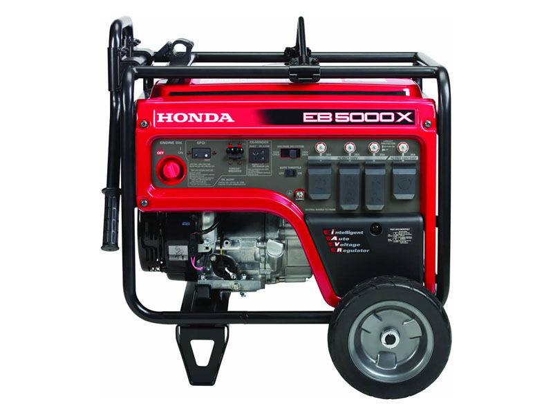 Honda Power Equipment EB5000 with CO-MINDER in Long Island City, New York