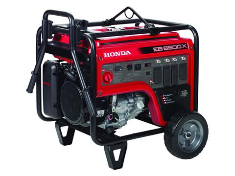 Honda Power Equipment EB6500 with CO-MINDER in Grass Valley, California