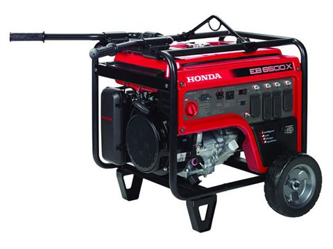 Honda Power Equipment EB6500 with CO-MINDER in Hicksville, New York - Photo 3