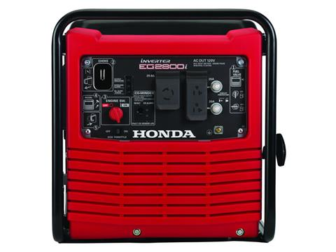 Honda Power Equipment EG2800i with CO-MINDER in Grass Valley, California - Photo 3