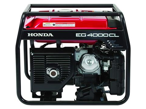 Honda Power Equipment EG4000 with CO-MINDER in Grass Valley, California - Photo 3