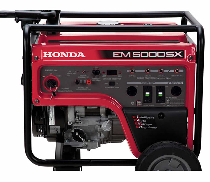 Honda Power Equipment EM5000S in Ukiah, California - Photo 2