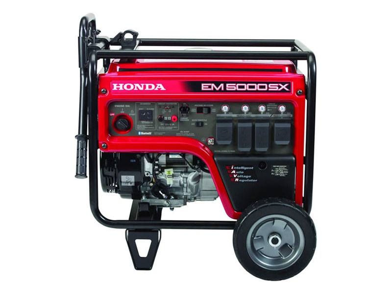 Honda Power Equipment EM5000SX with CO-MINDER in Queens Village, New York - Photo 3