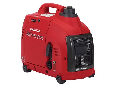 Honda Power Equipment EU1000i with CO-MINDER in Bigfork, Minnesota