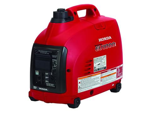 Honda Power Equipment EU1000i with CO-MINDER in Ukiah, California - Photo 2