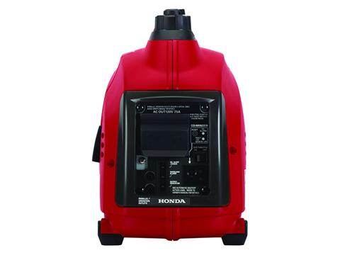 Honda Power Equipment EU1000i with CO-MINDER in Fairbanks, Alaska - Photo 4