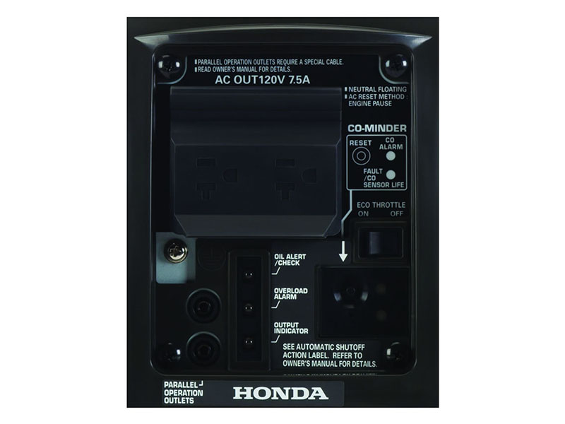 Honda Power Equipment EU1000i with CO-MINDER in Cedar City, Utah - Photo 5