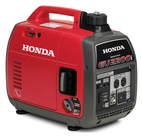 Honda Power Equipment EU2200i in Clinton, South Carolina