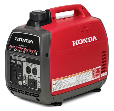 Honda Power Equipment EU2200i in Bakersfield, California - Photo 2