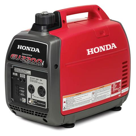 Honda Power Equipment EU2200i Companion in Greenville, North Carolina - Photo 2