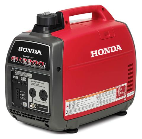 Honda Power Equipment EU2200i Companion in Scottsdale, Arizona - Photo 2