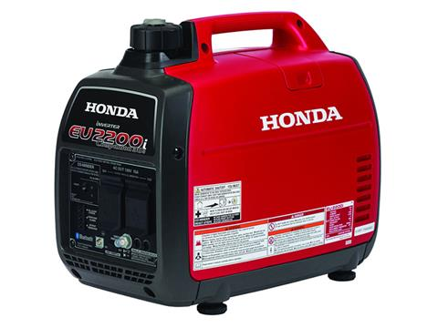 Honda Power Equipment EU2200i Companion with CO-MINDER in Grass Valley, California - Photo 2