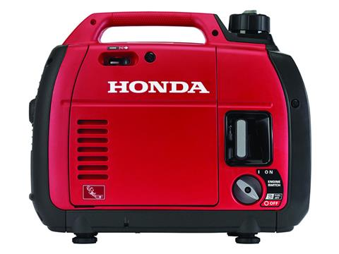 Honda Power Equipment EU2200i Companion with CO-MINDER in Grass Valley, California - Photo 3