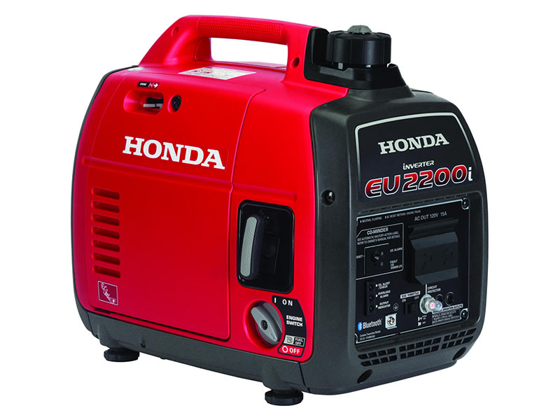 Honda Power Equipment EU2200i with CO-MINDER in Visalia, California - Photo 1