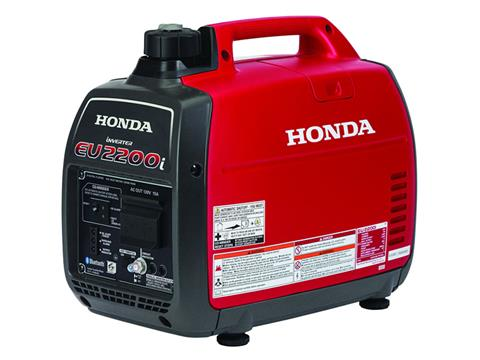 Honda Power Equipment EU2200i with CO-MINDER in Visalia, California - Photo 2