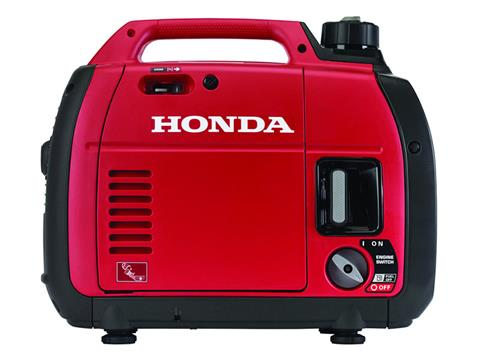 Honda Power Equipment EU2200i with CO-MINDER in Visalia, California - Photo 3