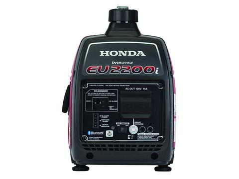 Honda Power Equipment EU2200i with CO-MINDER in Queens Village, New York - Photo 4