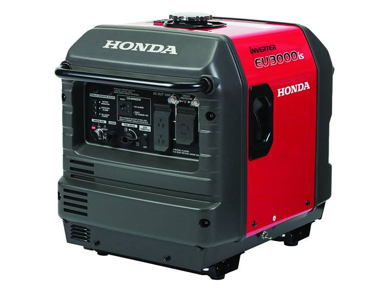 Honda Power Equipment EU3000iS with CO-MINDER in Dodge City, Kansas - Photo 2