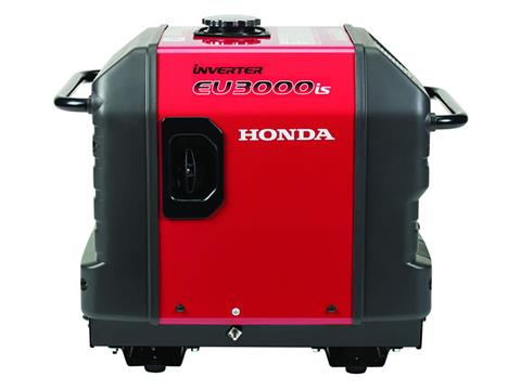 Honda Power Equipment EU3000iS with CO-MINDER in Redding, California - Photo 3
