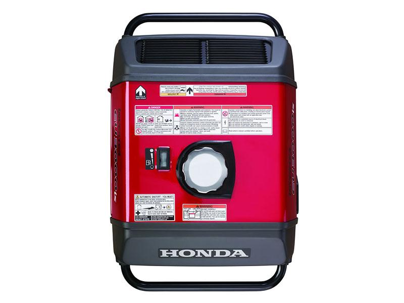 Honda Power Equipment EU3000iS with CO-MINDER in Redding, California - Photo 4