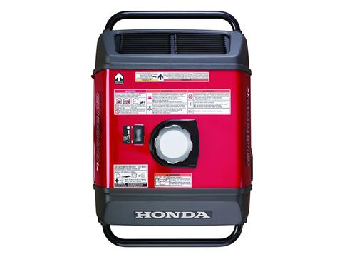 Honda Power Equipment EU3000iS with CO-MINDER in Visalia, California - Photo 4