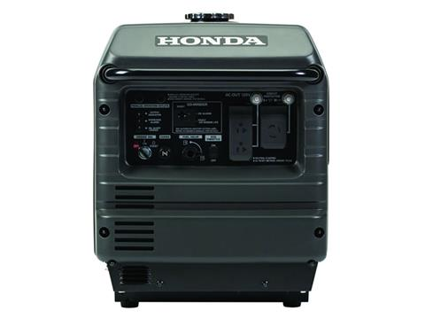 Honda Power Equipment EU3000iS with CO-MINDER in Ukiah, California - Photo 4