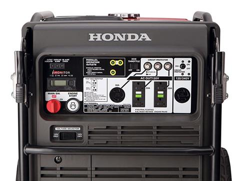 Honda Power Equipment EU7000iS in Orange, California - Photo 3