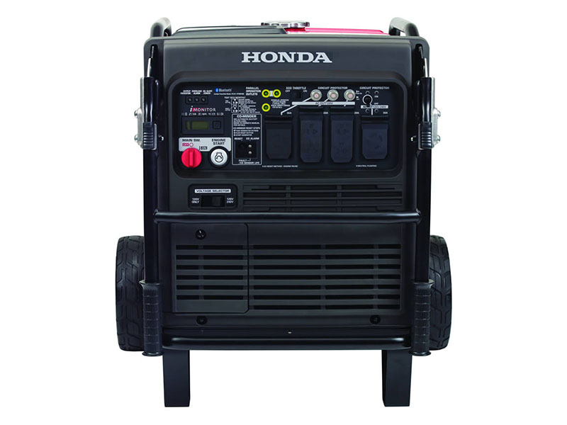 Honda Power Equipment EU7000iS with CO-MINDER in Redding, California - Photo 4