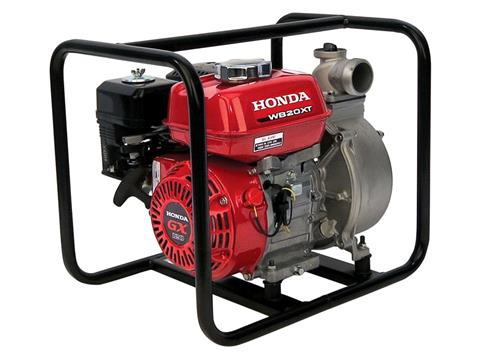 Honda Power Equipment WB20 in Greenville, North Carolina